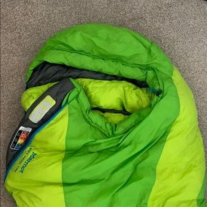 Marmot angel fire women's sleeping bag